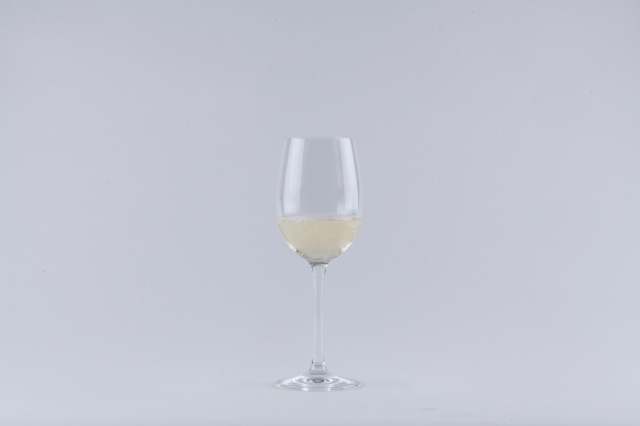 Riesling in a glass