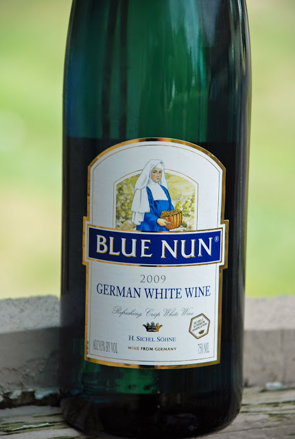 Blue Nun German White Wine