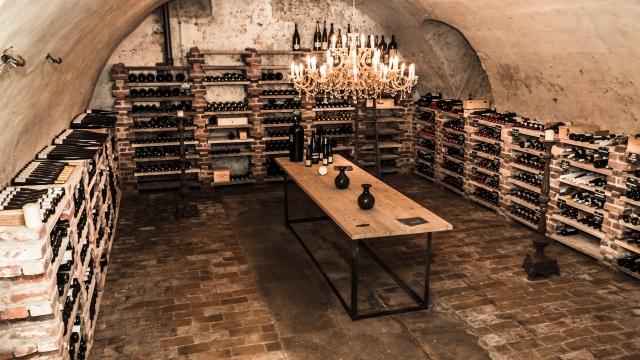 Dreissigacker Wine Cellar